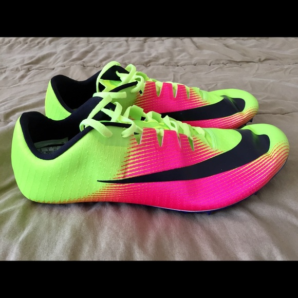 sale retailer 1a3b6 6cc38 Nike Zoom JA FLY 3 OC Rio Spikes Mens Sizes 10 NEW.  M5b47af14fe515133d3d5a4ca